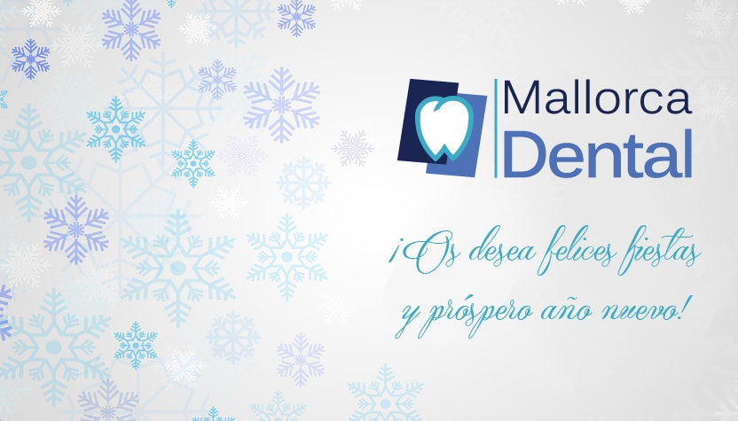 Mallorca Dental - Felices fiestas