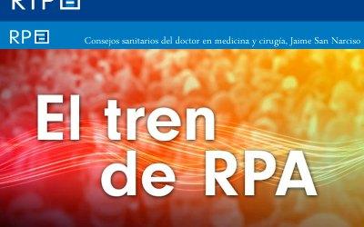 RPA El Tren //  El esmalte dental