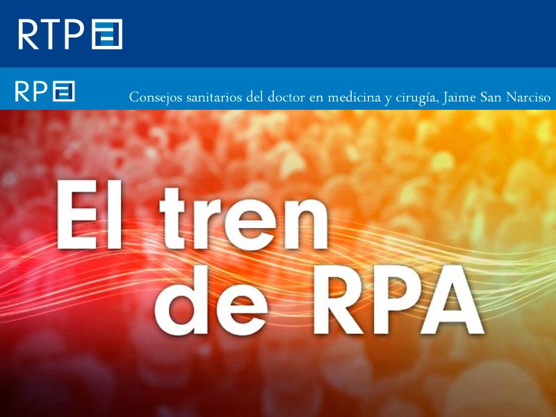 RPA El Tren / Día mundial contra el cancer