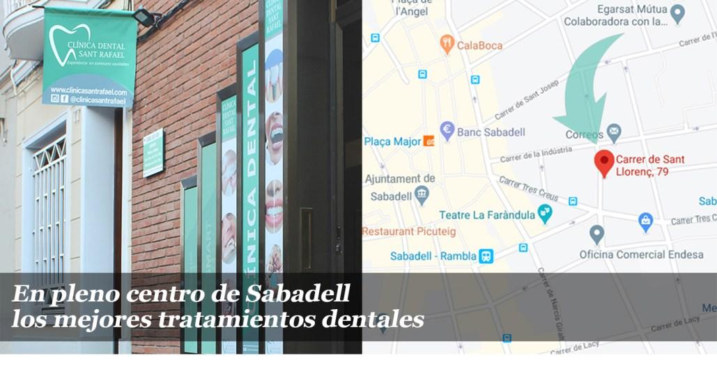 Contacto Clínica Sant Rafael Sabadell