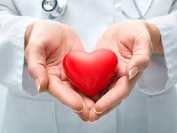 corazón en manos