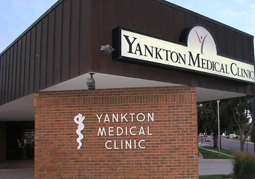 Yankton Medical clinic