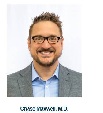 Chase Maxwell, M.D.