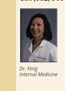 Felicia Feng M.D.