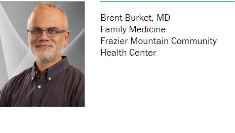 Brent Burket, MD