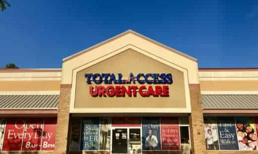 Total Access Urgent Care Locations