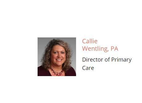 Callie Wentling, PA