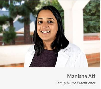 Manisha Ati