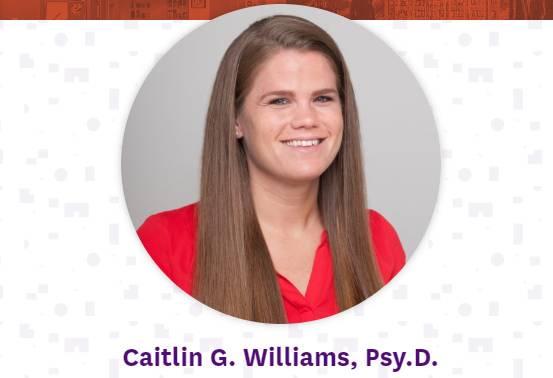Caitlin G. Williams, Psy. D.