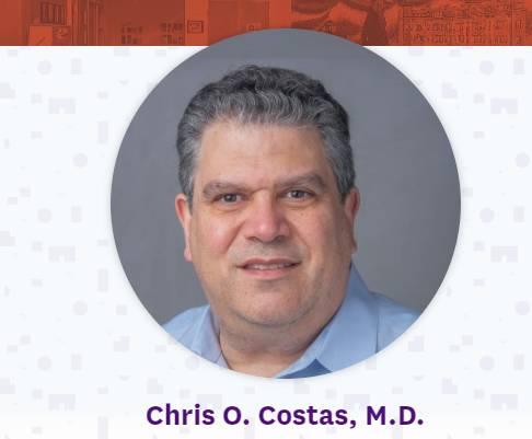 Chris O. Costas, M.D.