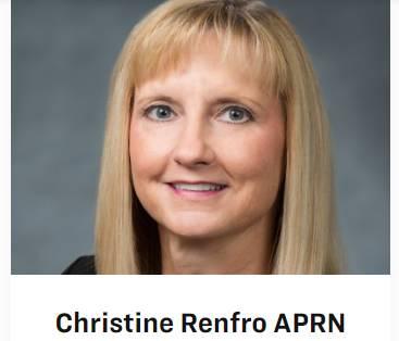Christine Renfro APRN
