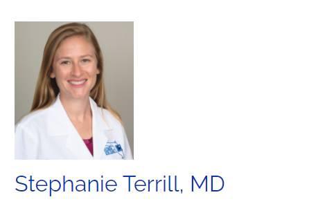 Stephanie Terrill, MD