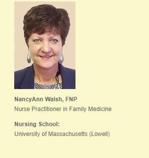 NancyAnn Walsh, FNP