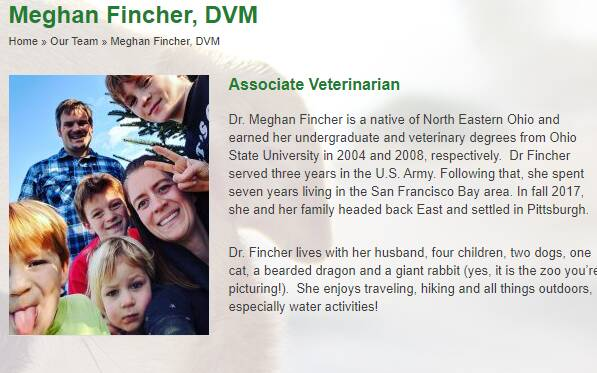 Meghan Fincher, DVM