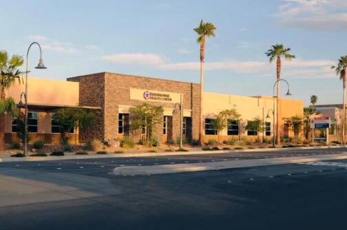 Eisenhower Urgent Care Palm Springs