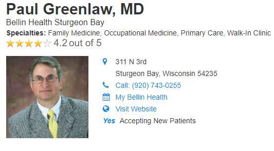 Bellin Urgent Care