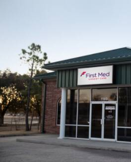 First Med Urgent Care Oklahoma