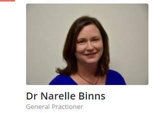Dr. Narelle Binns