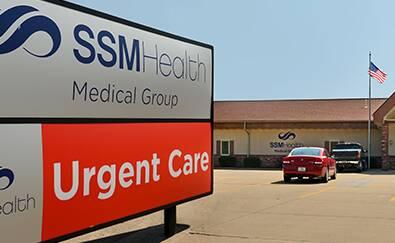 SSM urgent care