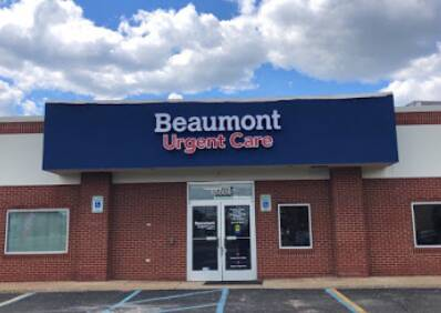 Beaumont Urgent Care Allen Park