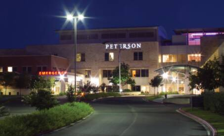 Peterson urgent care