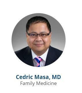 Cedric Masa, MD
