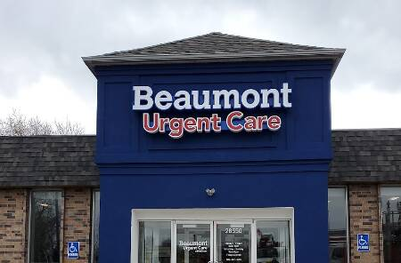 Beaumont Urgent Care Warren