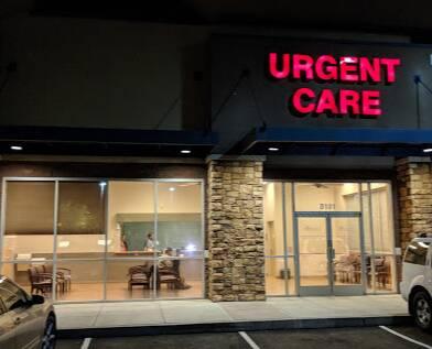 Alliance urgent care