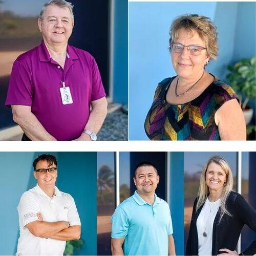 Kahuku Medical Center Staff