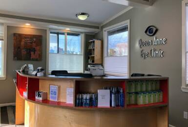 Queen Anne Eye Clinic Seattle