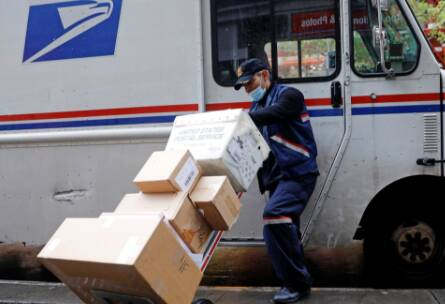 USPS Hours