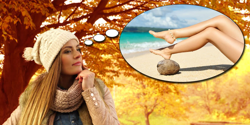 6 Reasons to Begin Your Laser Hair Removal In Fall