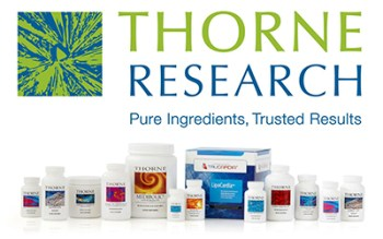 Shop Thorne Research Supplements - Clinique Dallas Wellness Center
