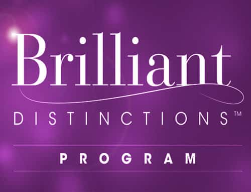 Brilliant Distinctions Program Slide   Clinique Dallas Medspa and Laser Center