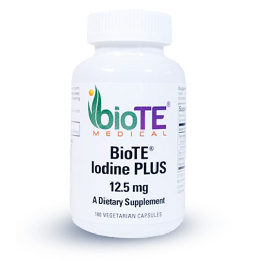 Shop BioTE Iodine PLUS - Clinique Dallas Wellness Center