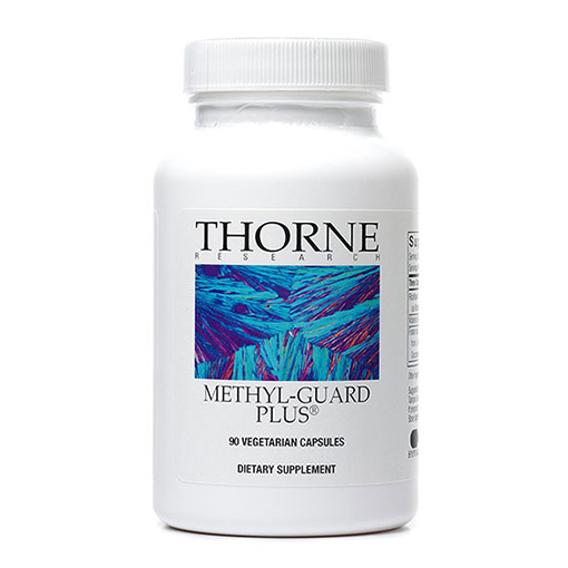 Dallas Wellness Center Thorne Research Methyl-Guard Plus - Clinique Dallas Wellness Center