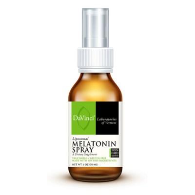 Shop DaVinci Labs Liposomal Melatonin Spray - Clinique Dallas Medspa and Laser Center