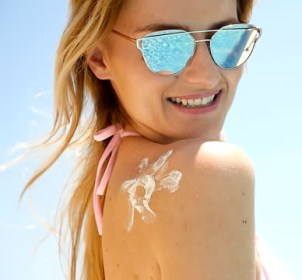Winter Halo Glow - Sunbathing - Clinique Dallas Plastic Surgery