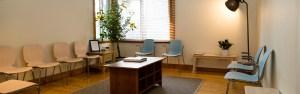 Clinique Rosemont - Salle d'attente