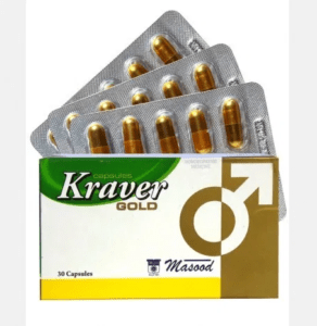 Masood Kraver Gold For Male Sexual Issues