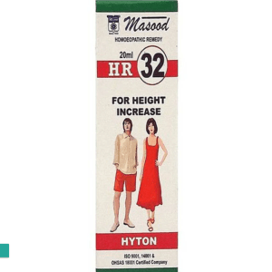 Masood hr 32 for increasing height