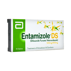 Entamizole DS Tab