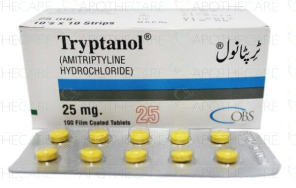 Tryptanol Tablets