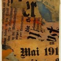 Text in Art. 3 - Kurt Schwitters