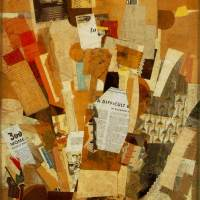 'The 100' #4 - Kurt Schwitters.