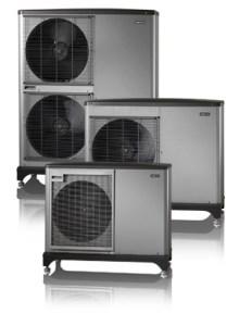 Воздушный тепловой насос Nibe F2400