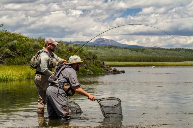 Easy Now - Henry's Fork River - Fly Fishing Photography
