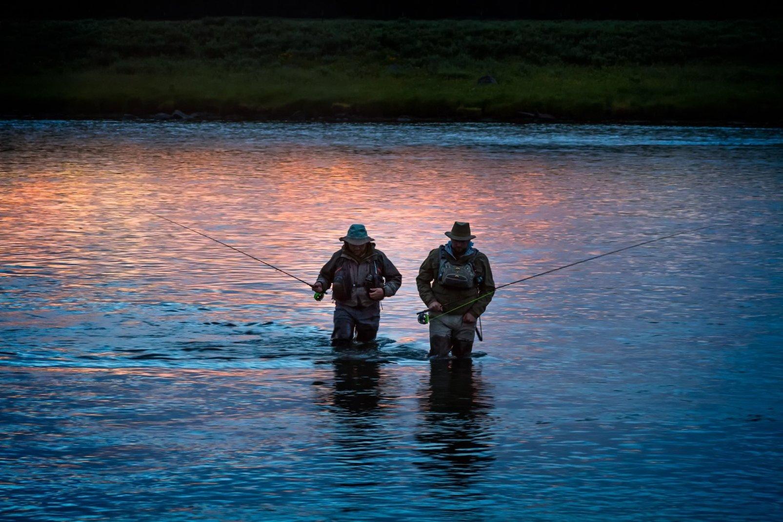 Return - Henry's Fork River - Fly Fishing Photography