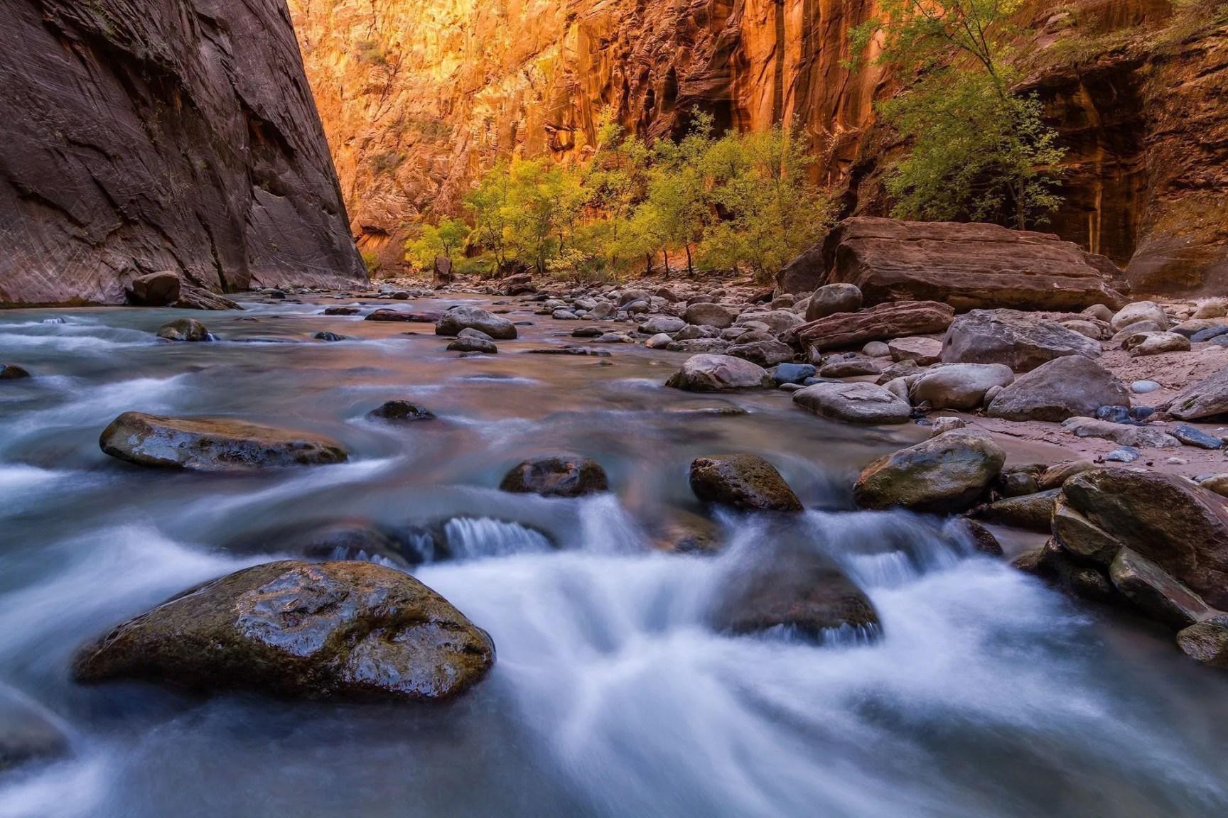 Narrows Glory - Landscape Photography