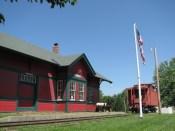 Turney Depot Museum